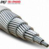 Conductor reforzado acero de aluminio de arriba descubierto del conductor ACSR