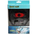 防水方法ヘッドセットFMの無線の防水MP3プレーヤーIpx8