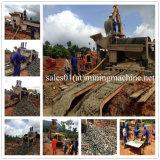 Equipamento de processamento de ouro / equipamento de lavagem de ouro à venda
