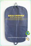 Zak van de Verpakking van het Kostuum van de Dekking van de Kleding van het Kledingstuk van de douane pp de niet Geweven Vouwbare