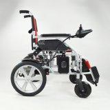 Кресло-коляска портативной облегченной безщеточной складчатости электрическая с Ce