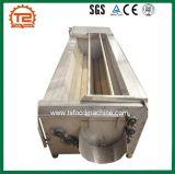 Wasmachine van de Bataat van de Apparatuur van de Wasmachine van de borstel de Schoonmakende