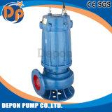 Wq sumergibles bombas centrífugas de aguas residuales para el alcantarillado y drenaje
