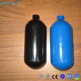 溶接のための小さいポータブル2L 3Lの鋼鉄酸素ボンベ