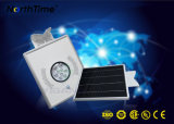 8W делают энергосберегающий автоматический воспринимая уличный свет водостотьким панели солнечных батарей СИД