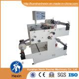 Corte el rebobinado de la máquina para rollos de PVC