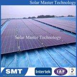 Rails de montage de panneau solaire poutre aluminium rail pour le système de montage solaire