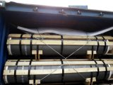 Électrode en graphite d'UHP avec des raccords pour la fonte
