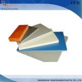 Красочные поливинилхлорида в пенопластовый лист