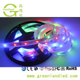 30LED/Meter IP 6712 V Ws2811 IC 5050 SMD IC LED Strip Light