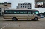 日本トヨタ様式のコースターのミニバスのユーロ25の乗客の小型バス