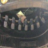 trilhas da borracha da máquina escavadora 300*72n*47h