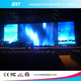 Aluguer de cores interiores P3.9mm Display LED para Eventos Liveshow