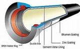 Amplamente utilizado Tubo de Aço Lass K9 Tubo de ferro dúctil
