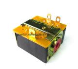 Roterende Schakelaar van de Macht van 6 Positie van de verwarmer de Mini16A (HR31)