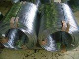 Kohlenstoffarmer Hochspannung-heißer eingetauchter galvanisierter Stahldraht