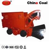 Elektrischer Felsen-Ladevorrichtungs-Bergbau-Tunnel-Mucking Maschine