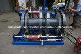 Máquina plástica hidráulica da solda por fusão da extremidade da tubulação do HDPE de Sud500h