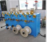 Xj-500自動水平の二重層ケーブルの録音するか、または包む機械