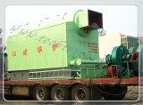 A caldeira de vapor para máquina de rotulagem e Etiquetadora alimentadas a carvão
