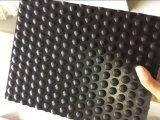 Couvre-tapis en caoutchouc stable d'anti vache à glissade de confort avec la mise en place