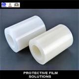PET schwarzer/transparenter schützender Plastikfilm PS-Panel-Film