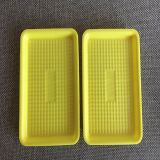 2018 New Style PP Plastic Disposable Food Tray Grade