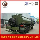 Carro de petrolero del combustible de Dongfeng 6X6 /15m3 (estilo del desierto)