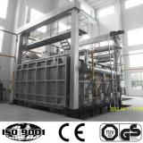 Fornace di gas doppia di trattamento termico della Automobile-Parte inferiore dei cancelli