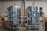 Filtro de areia de pressão Filtro multimídia Sistema de purificação de água