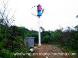 セリウム1kwのリモートエリアのための縦の風発電機の格子システム
