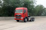 熟練した製造の中国Sinotruck HOWO T5gの大型トラック340 HP 6X4のトラクター