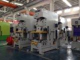 Prensa mecánica monopunto de la alta precisión del marco del boquete de 110 toneladas