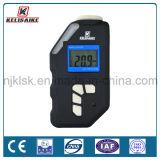 Analyseur de gaz unique portable 0-30% Vol O2 Alarme de surveillance pour la sécurité personnelle
