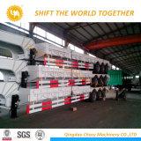 Tri de l'essieu BPW de Sinotruk 3 de camion de la remorque 40FT de conteneur remorque à plat semi