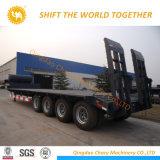 판매를 위한 트레일러 80 톤 반 탑재량 4 차축 Lowbed