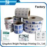 2018 новых расходных материалов бумага с покрытием из алюминия с сеткой LDPE