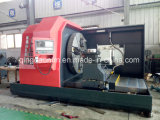El norte de China Torno CNC de alta calidad para el mecanizado de moldes de aluminio (CK61160)