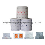 L'alcool Prep Pad Paquet, de l'alcool tampon de coton à l'emballage du papier d'emballage en aluminium