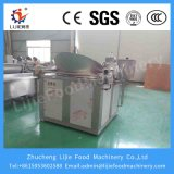 Caixa de transferência de calor de combustão do carvão de Aquecimento do óleo de máquina de fritura Duplo pequena máquina de fritura