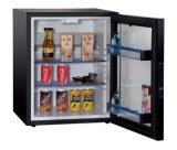 Porte en verre commercial Hôtel Réfrigérateur avec étagère du Cabinet XC-38