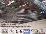 Tubo saldato A500 del acciaio al carbonio delle BS EN10219 S355JR /API 5L/ASTM