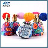 Duftstoff-Flaschen-Plastik-Lehmgasbag-Duft-Spray-Zerstäuber der Blumen-15ml