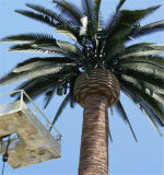Искусственной башня пальмы антенны вала закамуфлированная башней