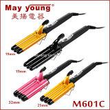 M601c 전기석 코팅과 편리한 손잡이 머리 컬러