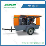 De industriële Draagbare Elektrische Compressor van de Lucht van de Schroef