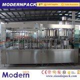 600 ml de água engarrafada a linha de produção de enchimento/Máquina de 3 em 1