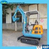 中国のブランド小さい坑夫の小型クローラー掘削機1.8トンの