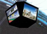Visualización de LED al aire libre del perímetro del estadio P10