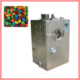 Machine d'enduit rotatoire pour le sucre et le chocolat